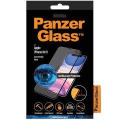 PanzerGlass Protection d'écran AntiBlueLight iPhone 11 / Xr - Noir