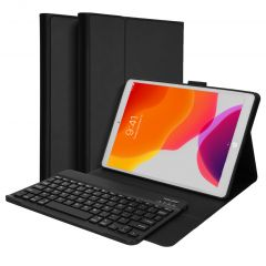 Accezz Étui Bluetooth Keyboard QWERTY iPad 10.2 (2019 / 2020 / 2021)