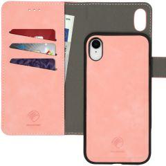 iMoshion Etui de téléphone 2-en-1 amovible iPhone Xr - Rose