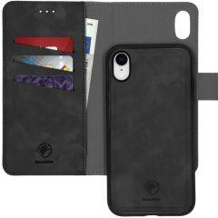 iMoshion Etui de téléphone 2-en-1 amovible iPhone Xr - Noir