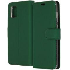 Accezz Étui de téléphone Wallet Samsung Galaxy A31 - Vert