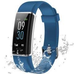 Lintelek Tracker d'activité connecté - Bleu