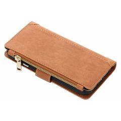 Porte-monnaie de luxe iPhone Xr - Brun
