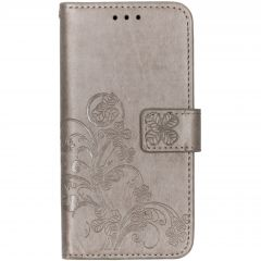 Etui de téléphone Fleurs de Trèfle Samsung Galaxy A40