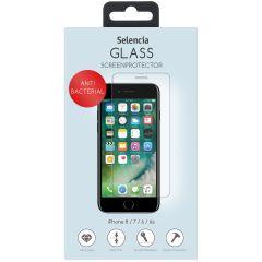 Selencia Protection d'écran antibactérienne iPhone SE (2020) / 8/7/6s