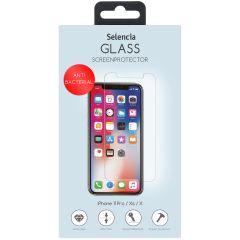 Selencia Protection d'écran antibactérienne iPhone 11 Pro / Xs / X
