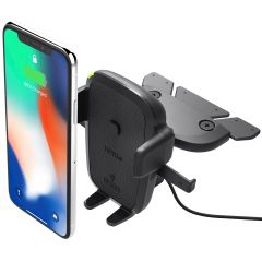 iOttie Support de charge rapide sans fil CD-Slot Easy One Touch