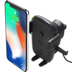 iOttie Support de charge rapide sans fil Air Vent Easy One Touch