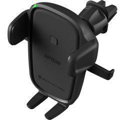 iOttie Support de charge rapide sans fil - Air Vent + CD-Slot