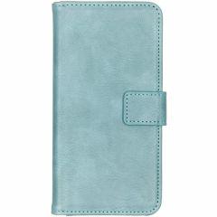 Étui de téléphone Luxe Samsung Galaxy S10 Plus - Bleu clair
