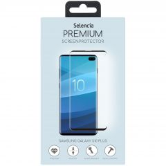 Selencia Protection d'écran premium en verre Samsung Galaxy S10 Plus