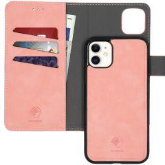 iMoshion Etui de téléphone 2-en-1 amovible iPhone 11 - Rose