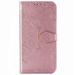 Etui de téléphone Mandala Xiaomi Mi Note 10 Lite