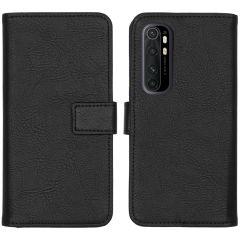 iMoshion Étui de téléphone Luxe Xiaomi Mi Note 10 Lite - Noir