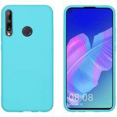 iMoshion Coque Color Huawei P40 Lite E - Turquoise