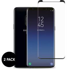 iMoshion Protection d'écran en verre durci 2 pack Samsung Galaxy S9