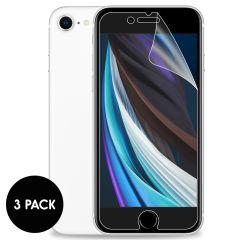 iMoshion Protection d'écran Film 3 pack iPhone SE / 5 / 5s