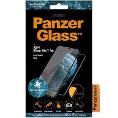 PanzerGlass Protection d'écran CF Anti-bactéries iPhone 11 Pro / Xs / X