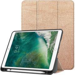 iMoshion Étui de tablette Trifold iPad (2018) / (2017) / Air 2 / Air