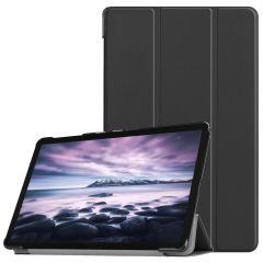 iMoshion Étui de tablette Trifold Galaxy Tab A 10.5 (2018) - Noir