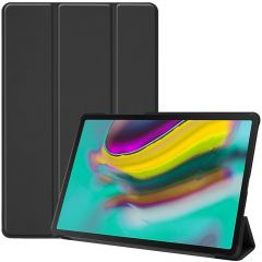 iMoshion Étui de tablette Trifold Samsung Galaxy Tab S5e - Noir