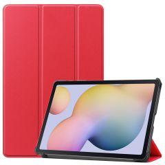 iMoshion Étui de tablette Trifold Samsung Galaxy Tab S7 - Rouge
