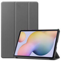 iMoshion Étui de tablette Trifold Samsung Galaxy Tab S7 - Gris
