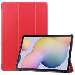 iMoshion Étui de tablette Trifold Samsung Galaxy Tab S7 Plus / Tab S7 FE 5G - Rouge