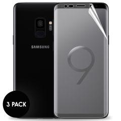 iMoshion Protection d'écran Film 3 pack Samsung Galaxy S9