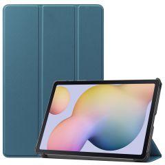 iMoshion Étui de tablette Trifold Samsung Galaxy Tab S7 - Vert