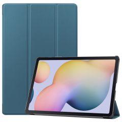 iMoshion Étui de tablette Trifold Samsung Galaxy Tab S7 Plus / Tab S7 FE 5G - Vert