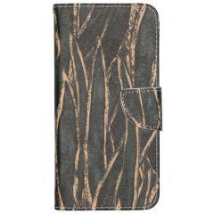 Coque silicone design Samsung Galaxy A31 - Wild Leaves