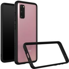 RhinoShield Pare-chocs CrashGuard Samsung Galaxy S20 - Noir
