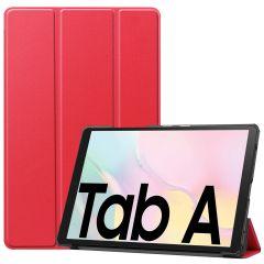 iMoshion Étui de tablette Trifold Samsung Galaxy Tab A7 - Rouge