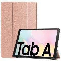 iMoshion Étui de tablette Trifold Samsung Galaxy Tab A7 - Rose