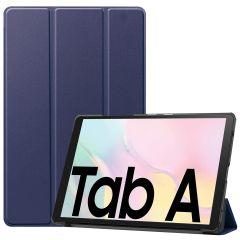 iMoshion Étui de tablette Trifold Samsung Galaxy Tab A7 - Bleu