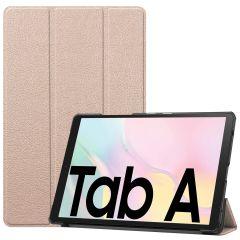iMoshion Étui de tablette Trifold Samsung Galaxy Tab A7 - Dorée