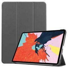 iMoshion Étui de tablette Trifold iPad Air (2020) - Gris