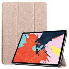 iMoshion Étui de tablette Trifold iPad Air (2020) - Dorée