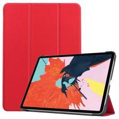 iMoshion Étui de tablette Trifold iPad Air (2020) - Rouge
