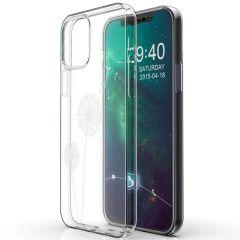 iMoshion Coque Design iPhone 12 Mini - Pissenlit - Blanc