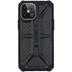 UAG Coque Monarch iPhone 12 Pro Max - Carbon Fiber Black