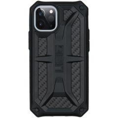UAG Coque Monarch iPhone 12 Mini - Carbon Fiber Black