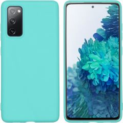 iMoshion Coque Color Samsung Galaxy S20 FE - Turquoise