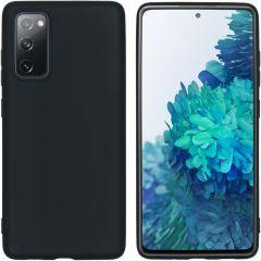iMoshion Coque Color Samsung Galaxy S20 FE - Noir