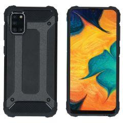iMoshion Coque Rugged Xtreme Samsung Galaxy A31 - Noir