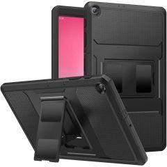 Accezz Coque Rugged Back Samsung Galaxy Tab A 10.1 (2019) - Noir