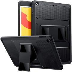 Accezz Coque Rugged Back iPad 10.2 (2019 / 2020) - Noir