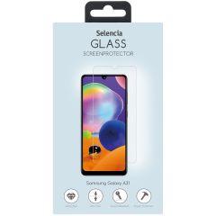 Selencia Protection d'écran en verre durci Samsung Galaxy A31