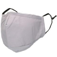 iMoshion Réutilisable, masque lavable avec 3 couches de coton - Gris